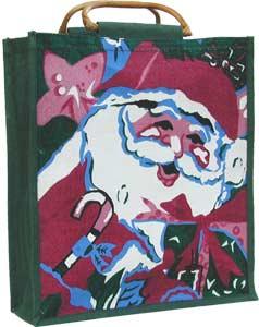 Santa Xmas Bag