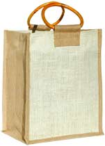 Six-Bottle Natural Wine Bag