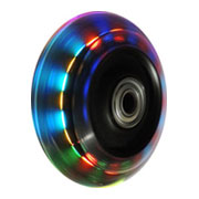 80mm Lighted Inline Skate Wheel