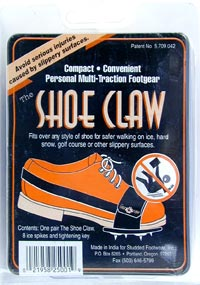 Shoe Claw